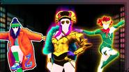 Dancessentials jdnow playlist website icon 8