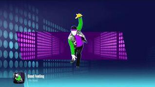 Just Dance 2018 (Unlimited) - Good Feeling