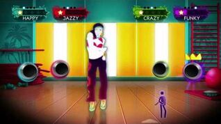 Just Dance 3 Merengue