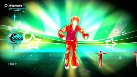 Just Dance 3 That's the Way I Like It, KC and the Sunshine Band (Solo)-(DLC) 5*