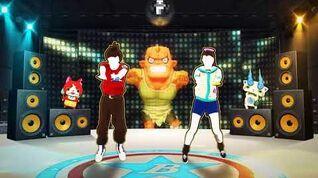 Dan Dan Dubi Zubā! - Yo-kai Watch Dance Just Dance Special Edition (No GUI)