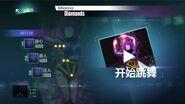 Diamonds jd2015c menu