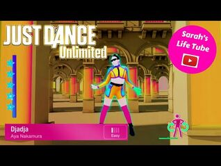 Djadja, Aya Nakamura - SUPERSTAR - Gameplay - Just Dance 2020 Unlimited -PS5-