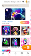 Godisawoman jdnow menu phone 2020