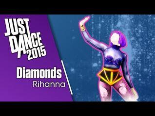 Just Dance 2015- Diamonds