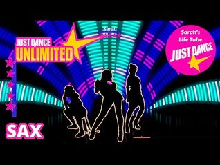 Sax, Fleur East - MEGASTAR, 4-4 GOLD - Just Dance 2018 Unlimited -PS5-