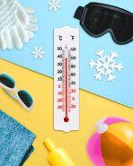 Temperature teaser