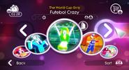 Futebol jd2 menu