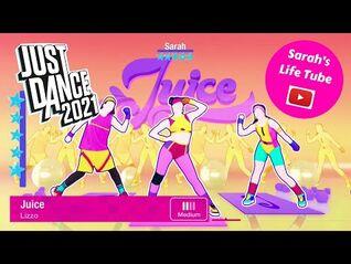 Juice, Lizzo - Gameplay - Just Dance 2021 -PS5-