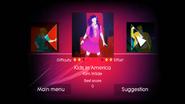 Kidsina jd1 menu