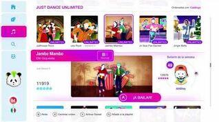 Just Dance 2019 - Jambo Mambo (Luis Starr) 5 estrellas ⭐