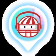Pastille icons ninja