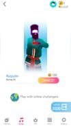 Rasputin jdnow coachmenu phone 2020