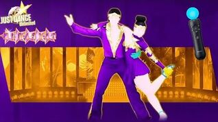 Танец Just Dance® 2018 (Unlimited) - Tico-Tico no Fubá by The Frankie Bostello Orchestra (PS Move)