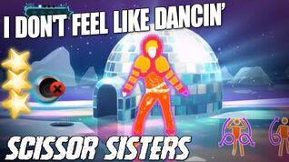🌟 I Don't Feel Like Dancin - Scissor Sisters Just Dance 3 🌟