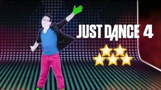 5☆ stars - Oh No! - Just Dance 4 - Puppet Master Mode - Wii U
