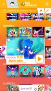 Blue jdnow menu phone 2017