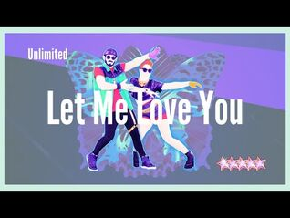 Just Dance 2021 (Unlimited) - Let Me Love You