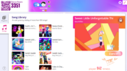 Sweetlittle jdnow menu computer 2020