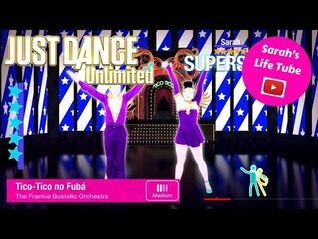 Tico-Tico no Fubá, The Frankie Bostello Orchestra - SUPERSTAR, 2-2 GOLD - JD 2017 Unlimited -PS5-