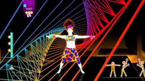 Where Have You Been (Extreme) - Just Dance 2014