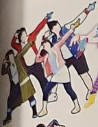 Yokaisong cover albumcoach