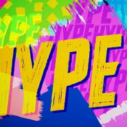 Hype cover albumbkg