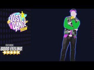 Just Dance Now - Good Feeling -5 Stars-