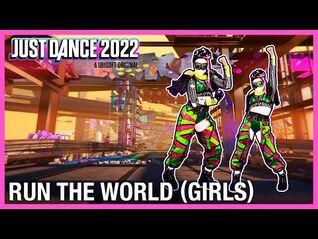 Run the World (Girls) - Gameplay Teaser (US)