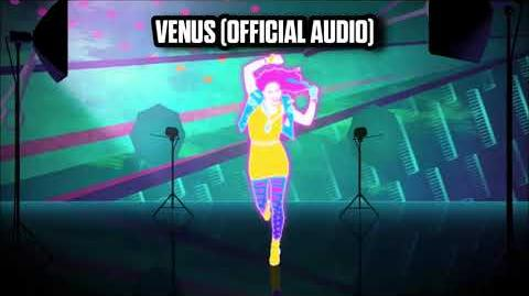 Venus (Official Audio) - Just Dance Music
