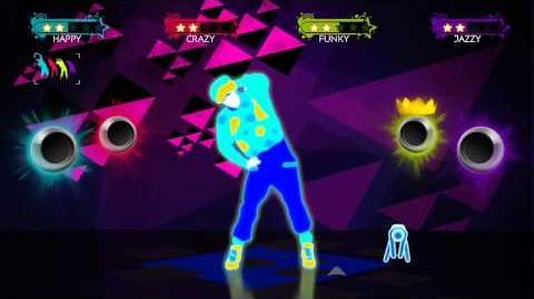 Gonna Make You Sweat (Everybody Dance Now) - Gameplay Teaser (EU)