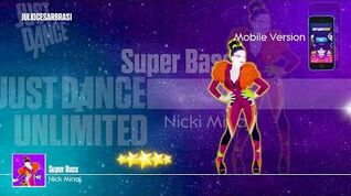Just Dance 2016 - Super Bass 5*Stars Mobile Version