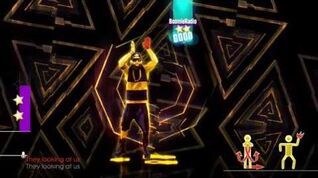 Just Dance 2017 - Scream & Shout (Extreme Version)