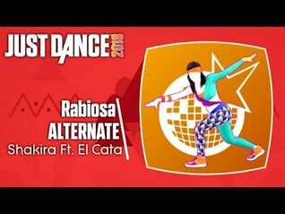 Just Dance 2018 (Unlimited)- Rabiosa - Alternate (Versão fitness latina)