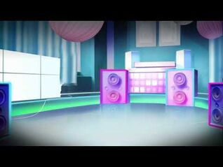Make The Party (Don't Stop) background - Just Dance 4