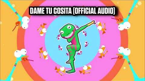 Dame Tu Cosita (Official Audio) - Just Dance Music