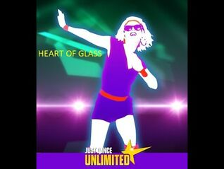 Just Dance® Unlimited- Heart Of Glass - Blondie