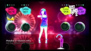 Just Dance 2 - Firework - Just Dance Your Way to Katy Perry Contest