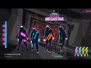 Kick It 🦶 - NCT 127 - JUST DANCE 2021