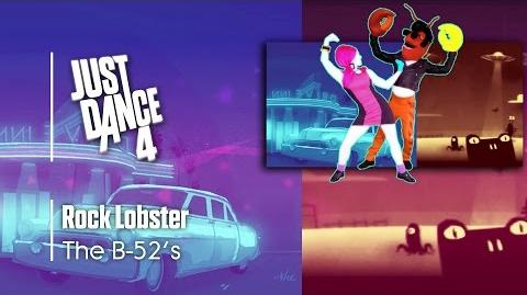 Rock Lobster - Just Dance 4