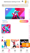 Groove jdnow menu phone 2020