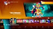 HalloweenQUAT jd2018 menu