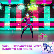 Just-dance-2019 unknown unlimited coach