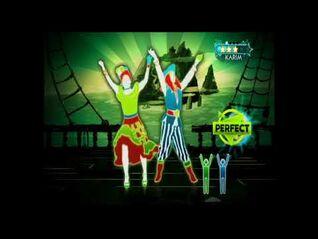 Just Dance 3 - Jump In The Line (DLC) 5 étoiles ⭐️⭐️⭐️⭐️⭐️