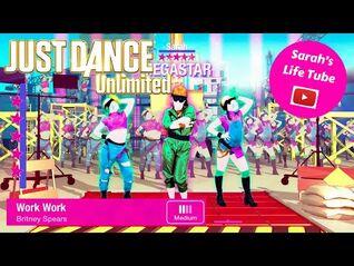 Work Work - Just Dance 2021