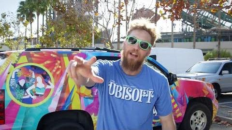 Hunter Pence Just Dance 2016 Surprise - Official (US)