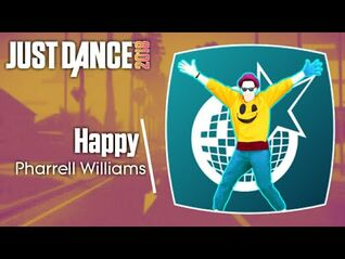 Just Dance 2018 (Unlimited)- Happy