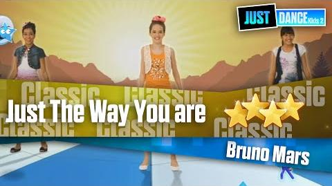Just The Way You Are - Bruno Mars (Cover) Just Dance Kids 2