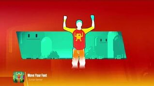 Move Your Feet - Just Dance 2018