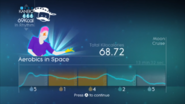 Aerobic jd4 score wii